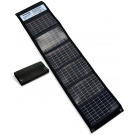 AA Solar Charger BLACK